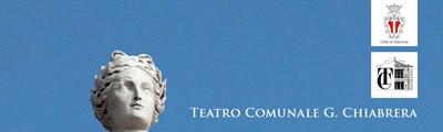 Teatro Chiabrera Banner